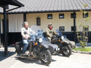 愛知県 N様 T様 URALでバイクライフ楽しんでください。今後ともよろしくお願いいたします。