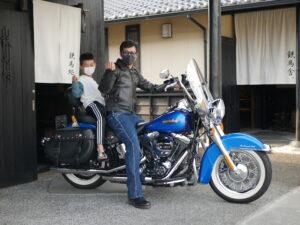 愛知県 N様 ご家族でバイクライフ楽しんでください。今後ともよろしくお願いいたします。